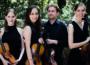 Hochklassige Kammermusik beim Gastspiel des Malion-Quartetts