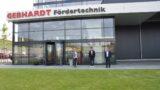 Wirtschaftsförderung der Stadt besucht neues Gebhardt-Werk in Dühren